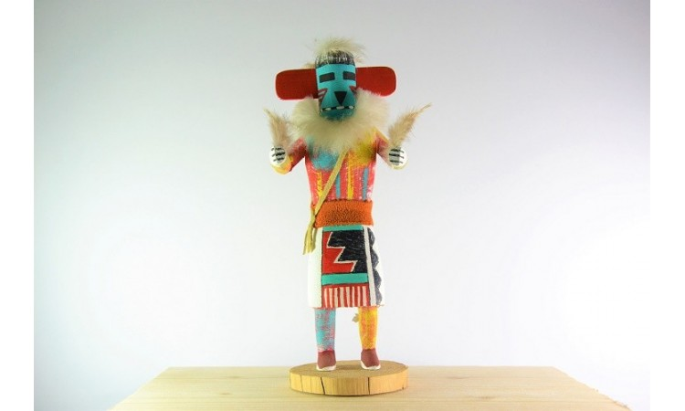 Kachina warrior