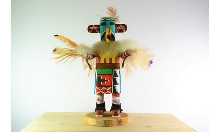 Poupée Kachina aigle