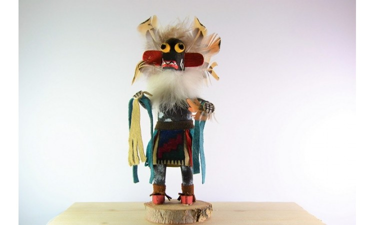 Anger Kachina doll