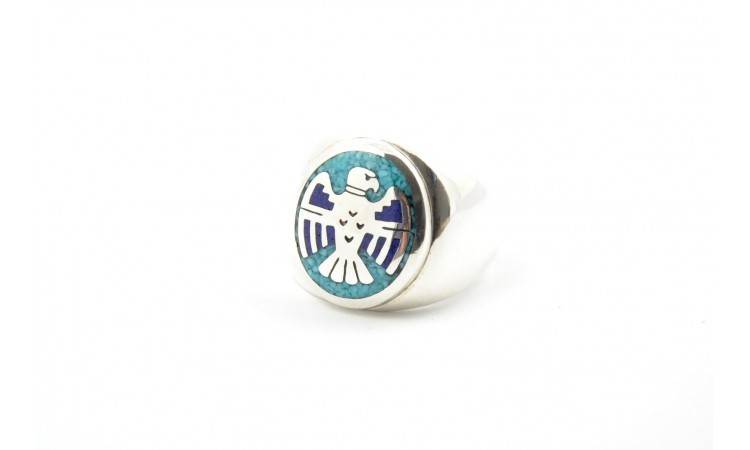 Thunderbird ring size 11,75