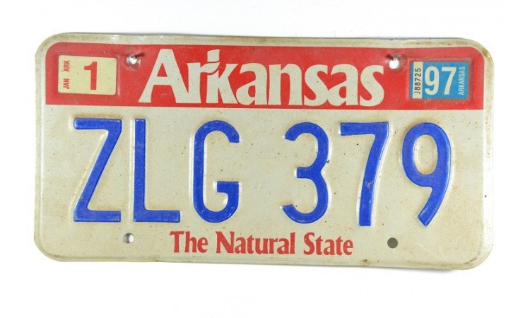 Arkansas Natural state year 1997