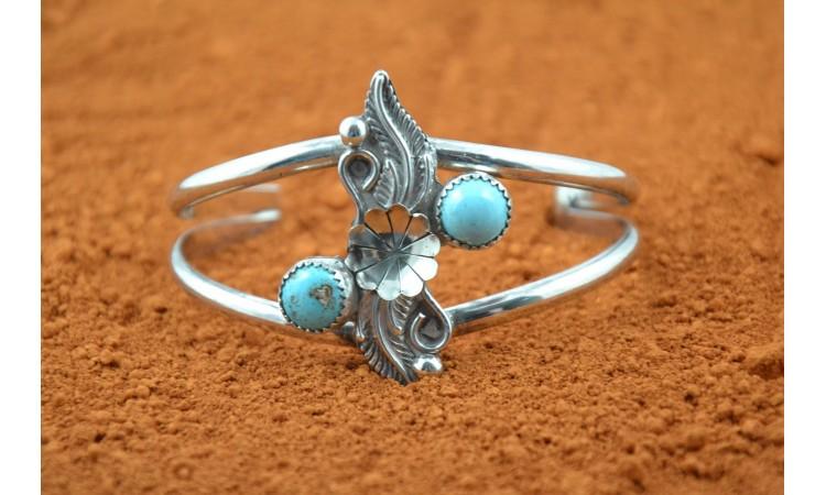 Royston turquoises bracelet