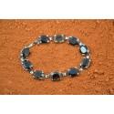 Smoky quartz bracelet