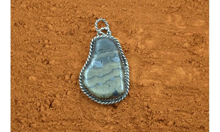 Sphalerite blende pendant
