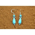Arizona turquoise earrings