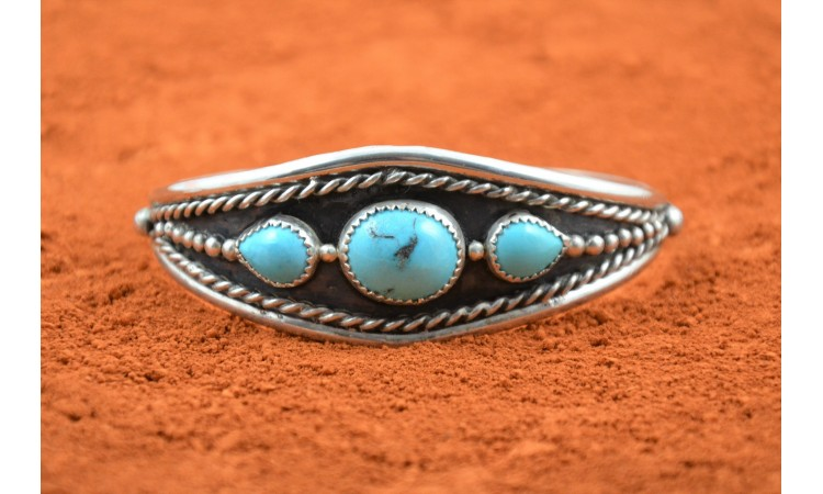 Bracelet turquoises sleeping beauty