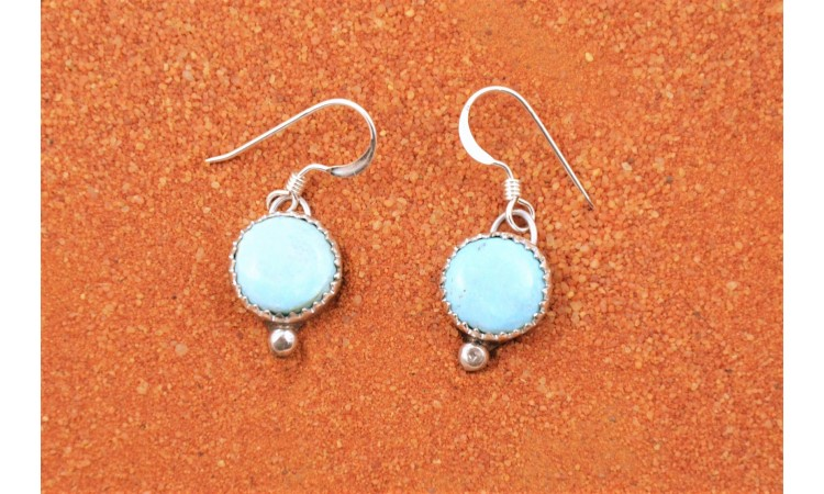 Royston turquoise earrings