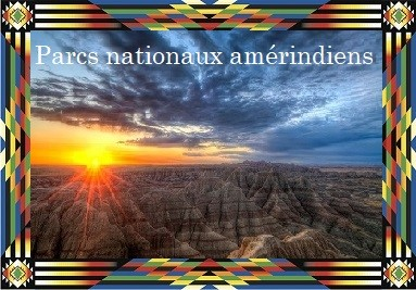 Vidéos parcs nationaux amérindiens