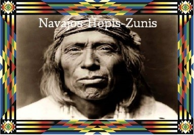 navajos hopis et zunis